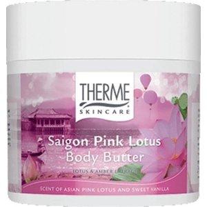 Therme Therme Body Butter - Saigon Pink Lotus 250gr