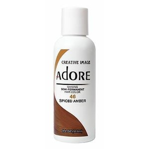 Adore Adore Semi-Permanent Haarverf - Spiced Amber Nummer 46 118ml