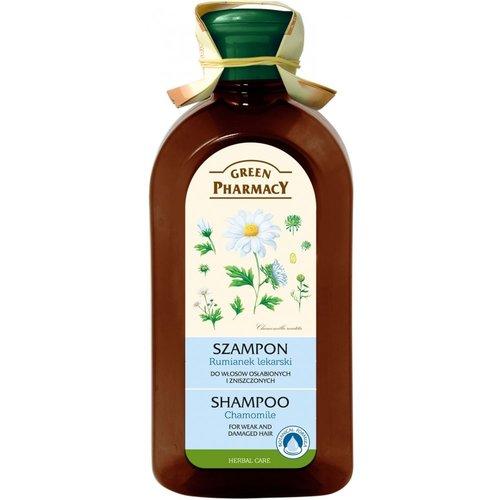Green Pharmacy Green Pharmacy Shampoo - For Weak And Damaged Hair 350ml