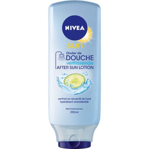Nivea Nivea Sun Onder De Douche After Sun Lotion - Komkommer 250ml