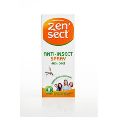 Zensect Zensect Anti-Insect Spray - 40% Deet 60ml