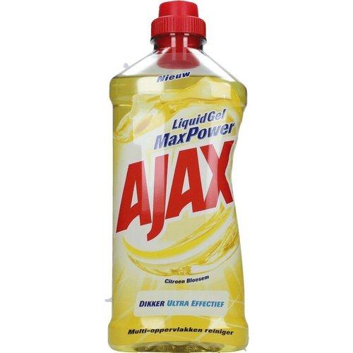 Ajax Ajax Allesreiniger Gel - Verfrissende Citroenbloesem 750ml