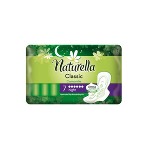 Naturella Naturella Classic Maandverband - Night 7 stuks