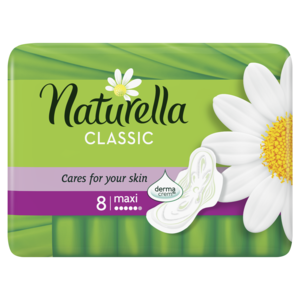 Naturella Naturella Classic Maandverband - Maxi 8 stuks