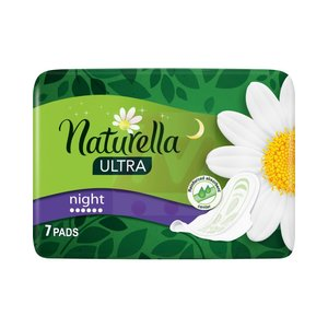 Naturella Naturella Ultra Maandverband - Night 7 stuks