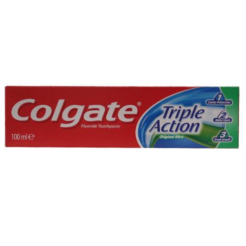 Colgate Colgate Tandpasta - Triple Action 100ml
