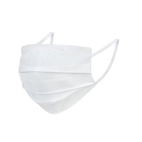 Topsoft 50x Mondmasker Wit - 3 laags 80g