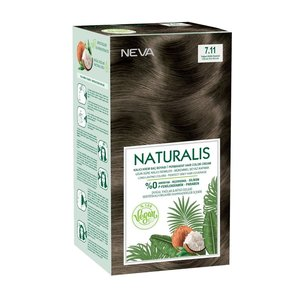 Neva Neva Naturalis Vegan Haarverf - Intense Ash Blonde 7.11