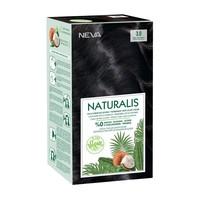 Neva Naturalis Vegan Haarverf - Intens Donker Bruin 60ml