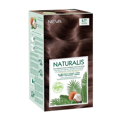 Neva Neva Naturalis Vegan Haarverf - Hot Chocolate  6.77
