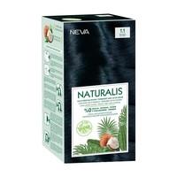 Neva Naturalis Vegan Haarverf - Blauw Zwart 60ml