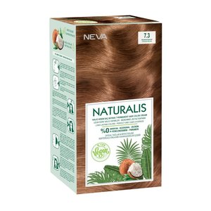 Neva Neva Naturalis Vegan Haarverf - Karamel Blond 60ml