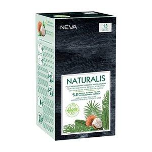 Neva Neva Naturalis Vegan Haarverf - Intens Black 1.0
