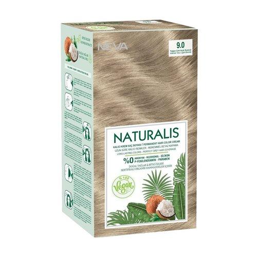 Neva Neva Naturalis Vegan Haarverf - Intens Heel Lichtblond 60ml