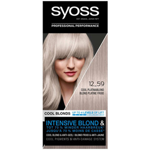 Syoss Syoss Haarverf - Cool Blonds 12-59