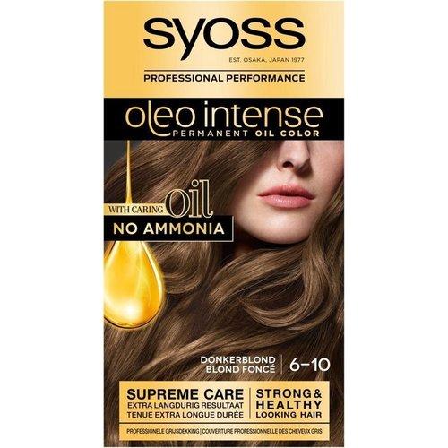 Syoss Syoss Oleo Intense Haarverf - Donkerblond 6-10