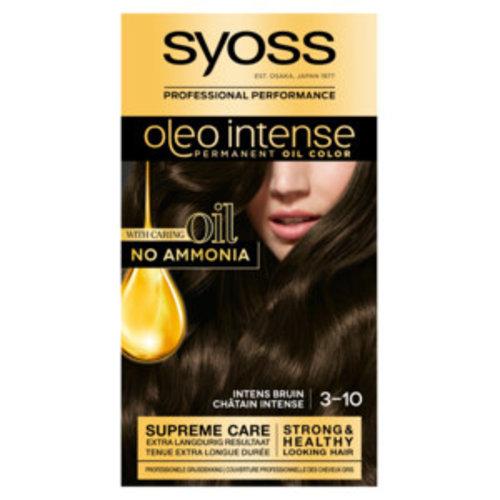 Syoss Syoss Oleo Intense Haarverf - Intens Bruin 3-10