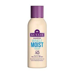 Aussie Aussie Miracle Moist met Australische Macadamia Noot Olie - Shampoo 90ml