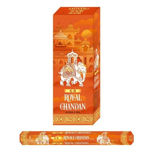 Wierook Royal Chandan - 20 Stokjes