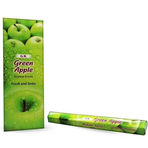 Wierook Green Apple - 20 Stokjes