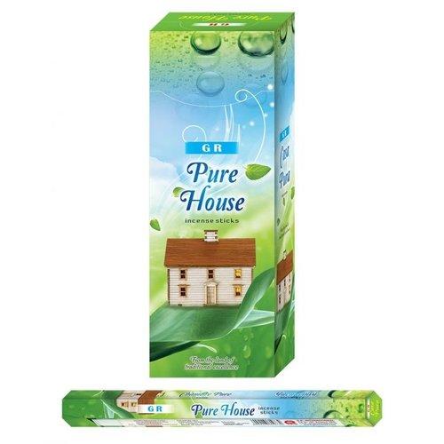 Wierook Pure House - 20 Stokjes