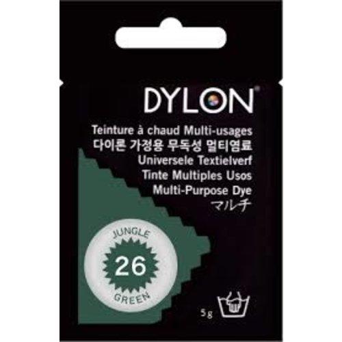 Dylon Dylon Jungle Green - Textielverf 5 Gram