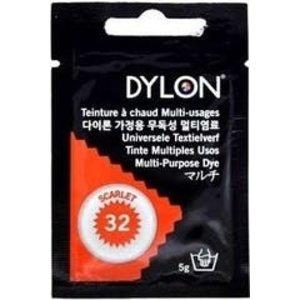 Dylon Dylon Scarlet - Textielverf 5 Gram