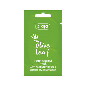 Ziaja Ziaja Olive Leaf - Gezichtsmasker 7ml