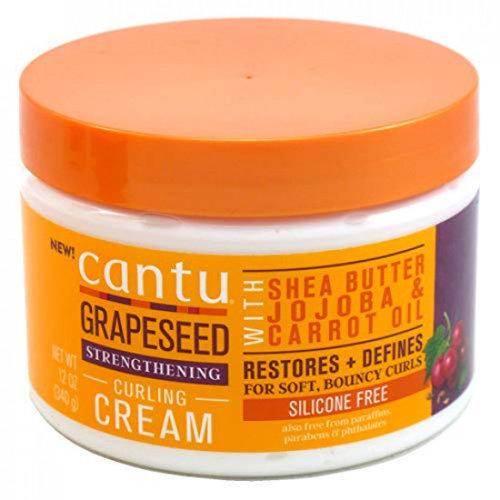 Cantu Cantu Grapeseed - Curling Cream 355ml