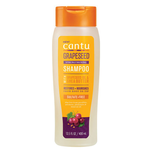 Cantu Cantu Grapeseed - Sulfate Free Shampoo 400ml
