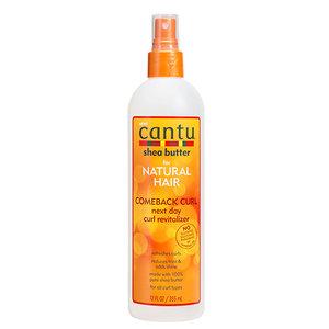 Cantu Cantu Shea Butter - ComeBack Curl Next Day Revitalizer 355ml