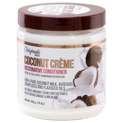 Africa's Best Africa's Best Coconut - Restorative Deep Conditioner 426g