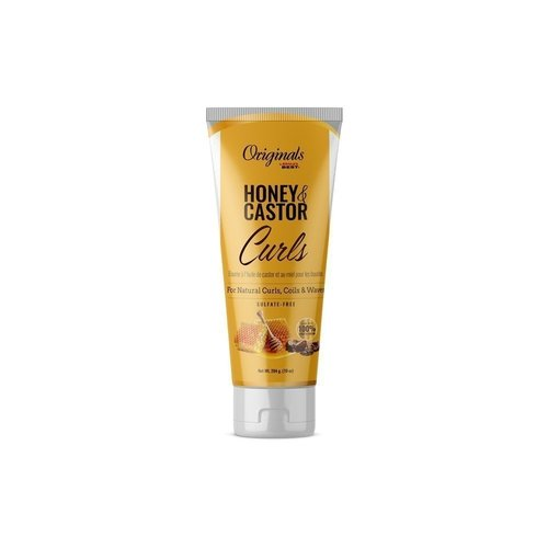 Africa's Best Africa's Best Honey & Castor - Curls 284g