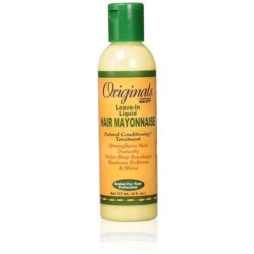 Africa's Best Africa's Best Originals - Leave-In Liquid Hair Mayonaise 177ml