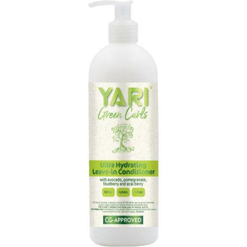 Yari Yari Green Curls - Ultra Hydrating Leave-in Conditioner 500ml