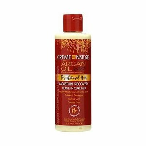 Creme of Nature Creme of Nature Argan Oil - Moisture Recovery Leave-in Curl Milk 236 ml