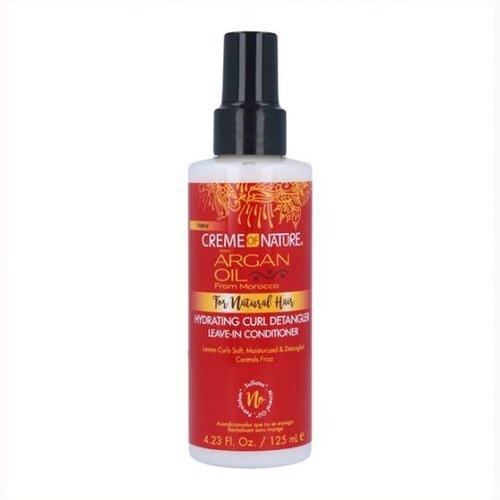 Creme of Nature Creme of Nature Argan Oil - Hydrating Curl Detangler Leave-In 125ml