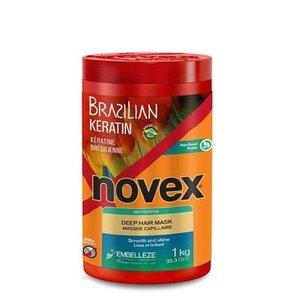 Novex Novex Brazilian Keratin - Hair Mask 1kg