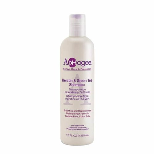 Aphogee ApHogee - Kertine & Green Tea Shampoo 355ml