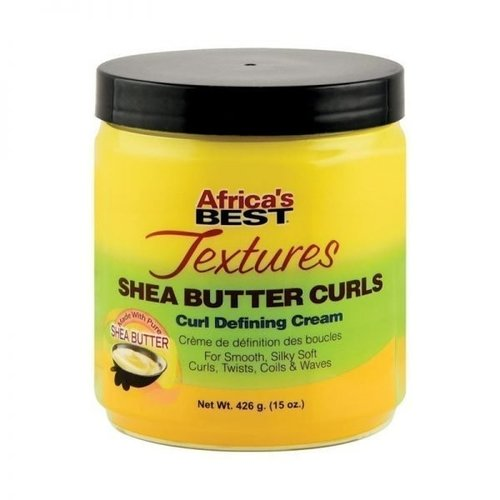 Africa's Best Africa's Best Textures Shea Butter - Curls Defining Cream 426g
