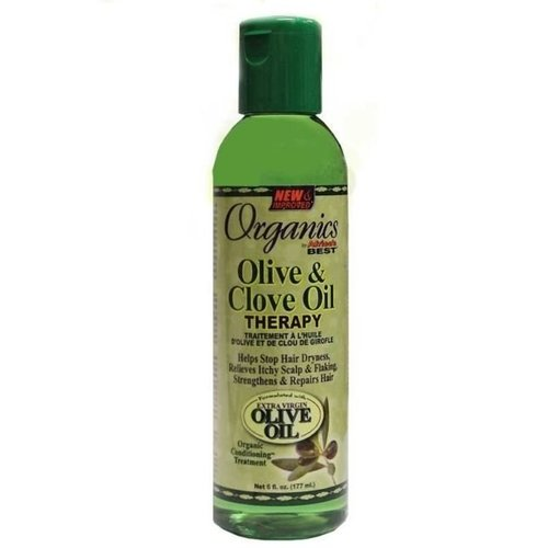 Africa's Best Africa's Best Organics Olive & Clove Oil - Therapy 177ml