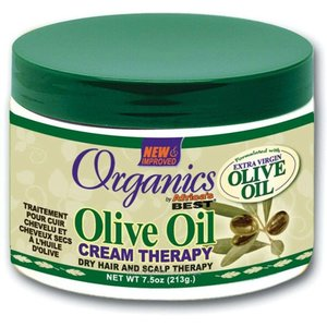 Africa's Best Africa's Best Organics Olive Oil - Cream Therapy 213g
