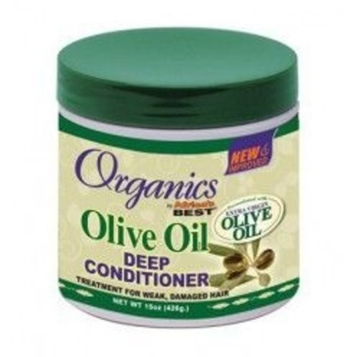 Africa's Best Africa's Best Organics Olive Oil - Deep Conditioner 426g