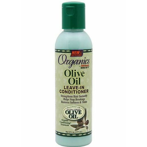 Africa's Best Africa's Best Organics Olive Oil - Leave in Conditioner 177ml