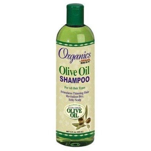 Africa's Best Africa's Best Organics Olive Oil - Shampoo 355ml
