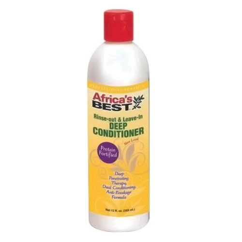 Africa's Best Africa's Best - Rinse-Out & Leave in Deep Conditioner 355ml