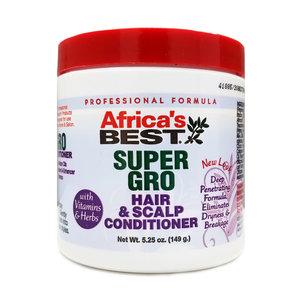 Africa's Best Africa's Best - Conditioner Super Gro Regular 149g