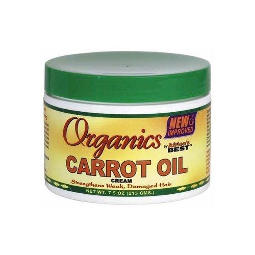 Africa's Best Africa's Best - Carrot Oil Cream 213g