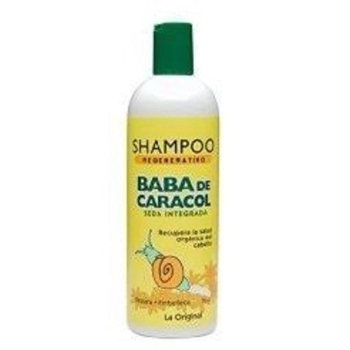 Baba de Caracol Shampoo Regenerativo - Baba de Caracol 445ml