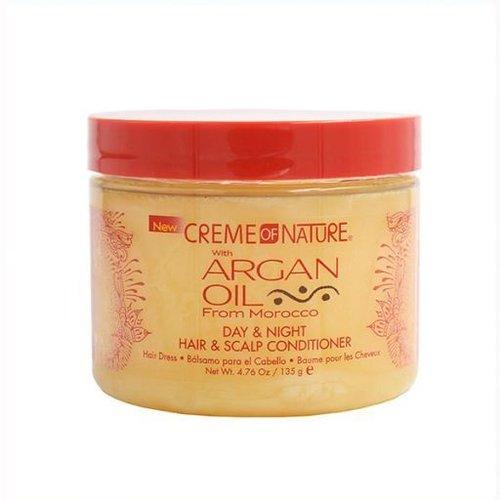 Creme of Nature Creme of Nature Argan Oil - Day & Night Hairdress 135g